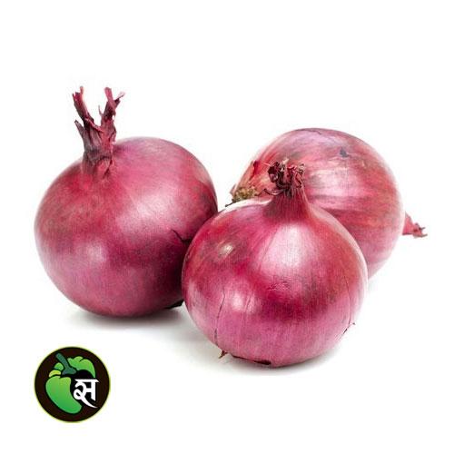 Organic Onion - जैविक प्याज