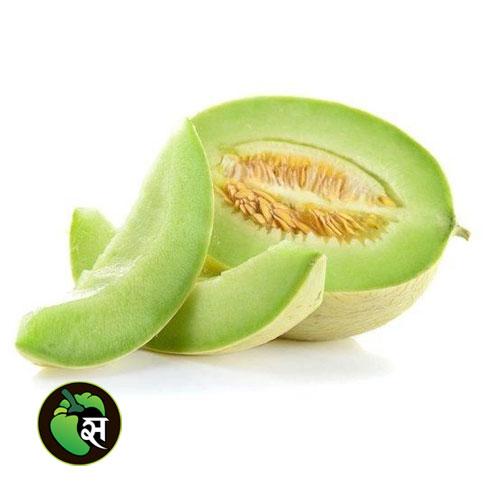 Green Melon -  हरा खरबूज