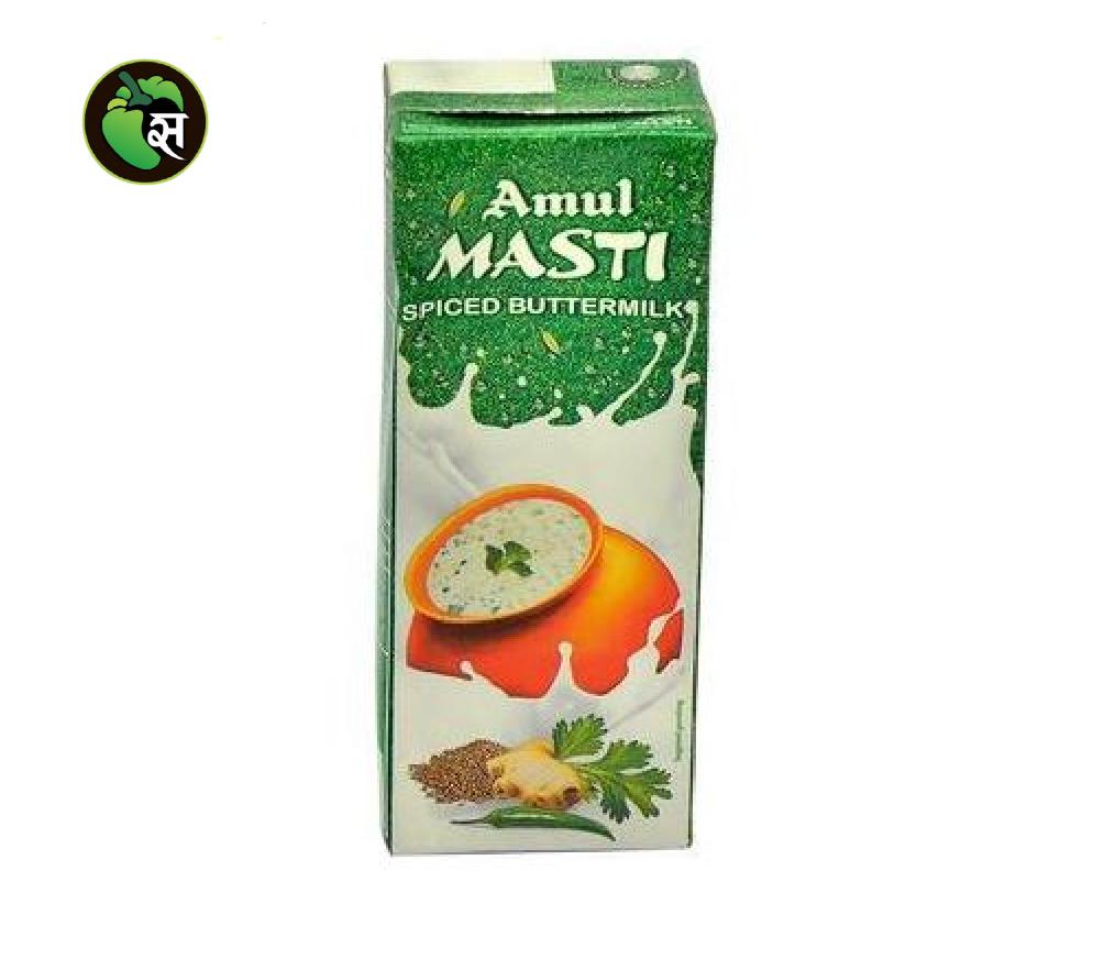 Amul Masti Buttermilk - अमूल छाछ
