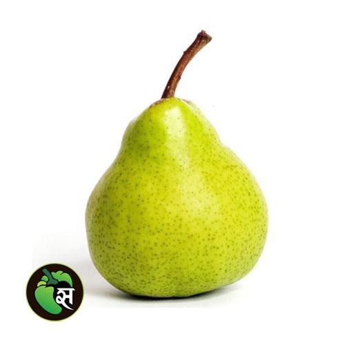 Pear (Babbu Gosha) - नाशपाती (बब्बूगोशा)