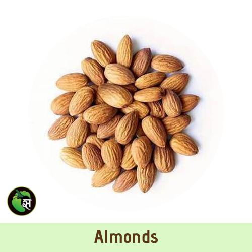 Almond - बादाम